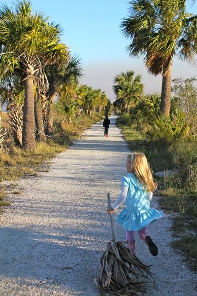 McQueens Island Trail