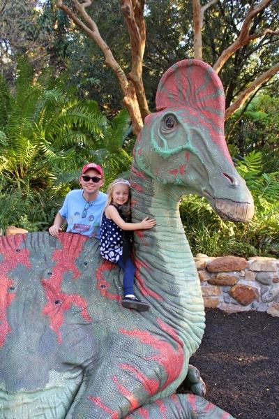 Corythosaurus Playground