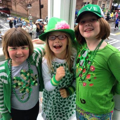 St. Pat's Parade 2014
