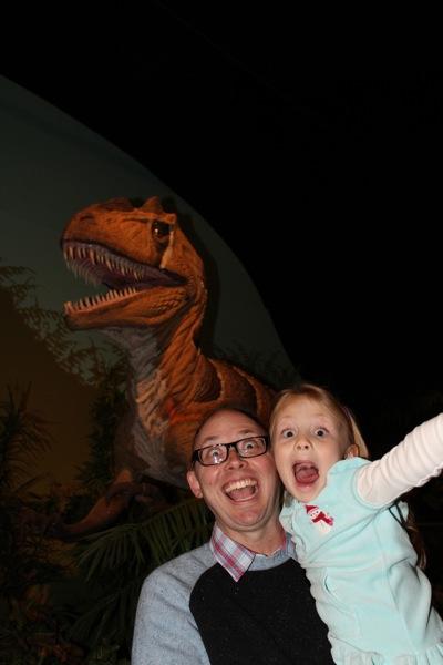 Allosaurus Attack!