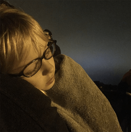 New Year's Eve Nap