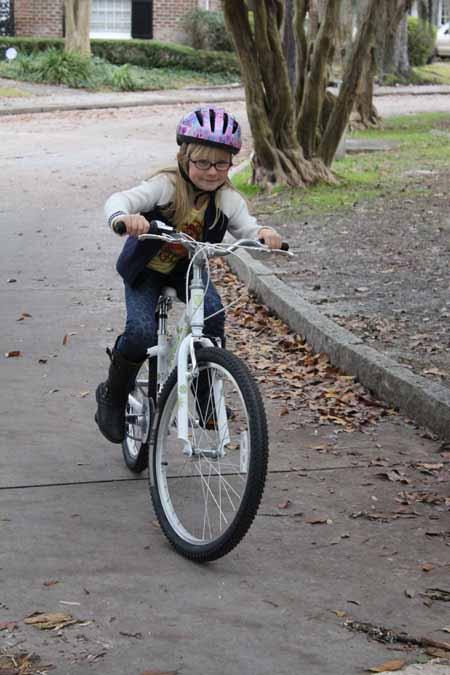 Biking in the Neighborhood