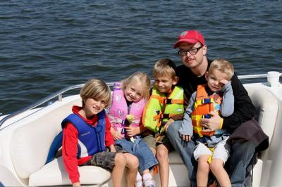 Boat Full of Kids