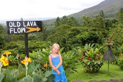 Old Lava Flow Trail