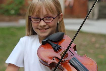 My favorite viola player