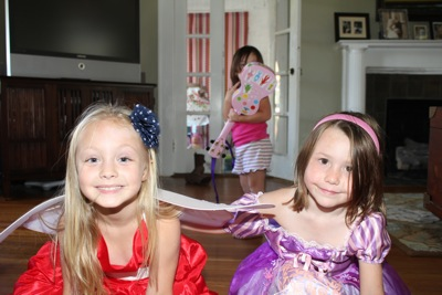 Dressed Up Girls