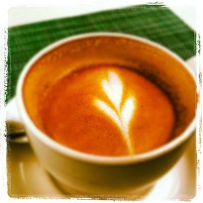 Coffee at MoMA