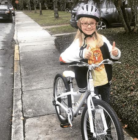 New Christmas Bike