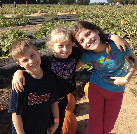 Pumpkin Patch Buddies