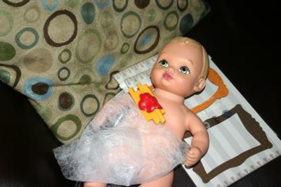 Redneck Baby Doll