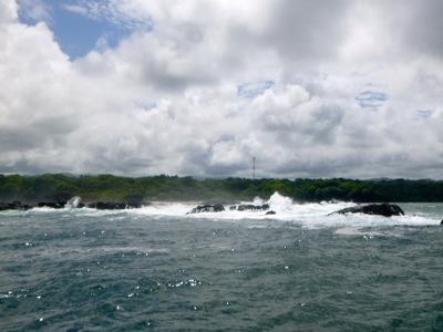 The Coastline from Sea