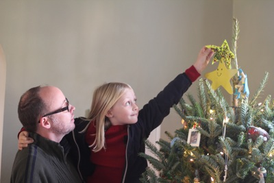 Putting Stars on the Tree