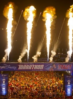 Starting Line Fireworks