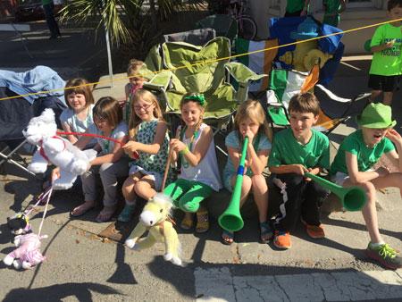Parade Buddies
