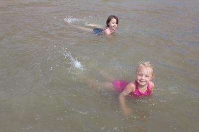 Synchronized Swimming 2