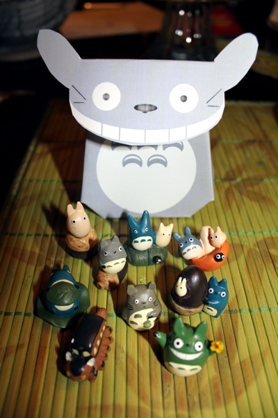 Totoro Gift Bags
