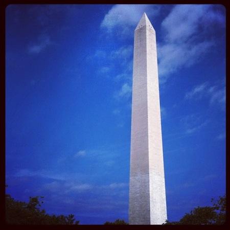 DC Run - The Washington Monument