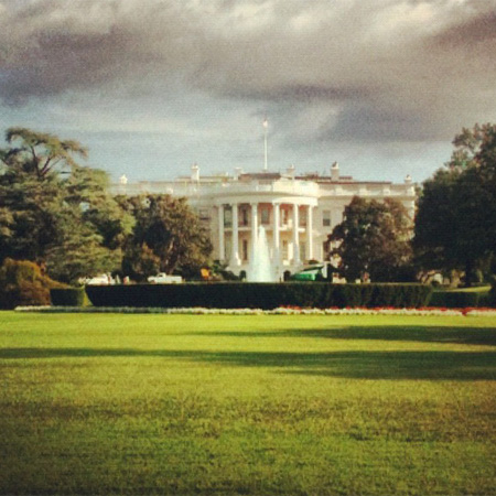 DC Run - The White House