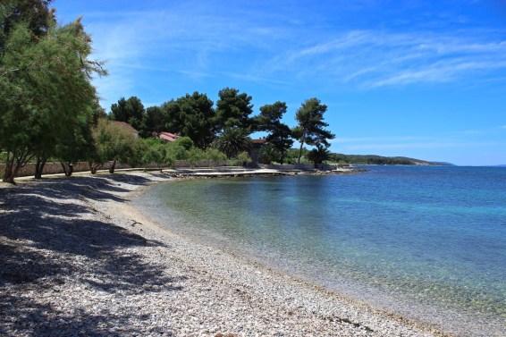 Beach in Mirca