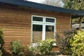 Garden Office Front