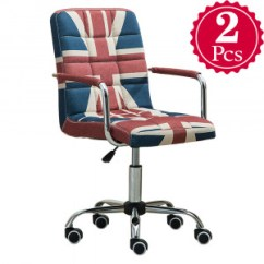Office Chair Comfort Accessories Recliner Singapore Supplies Led Lights Photography Mengs 2pcs Oc 03 With 360 Degree Swivel And Adjustable Seat Height