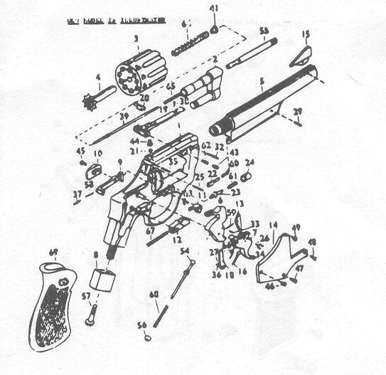 All Avaialble ASTRA GUN PARTS ! Bob's Gun Shop. MILLIONS
