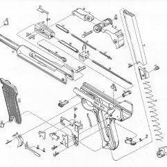 Ruger Pistol Parts Diagram Verizon Fios Tv Wiring Erma German Factory Gun Repair Magazines La 22 Et