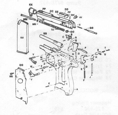 Iver Johnson Gun Parts: Bob's Gun Shop