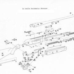 Generic Semi Auto Handgun Parts Diagram Basic Car Aircon Wiring I Have A Manufrance Shotgun And Want To Know How