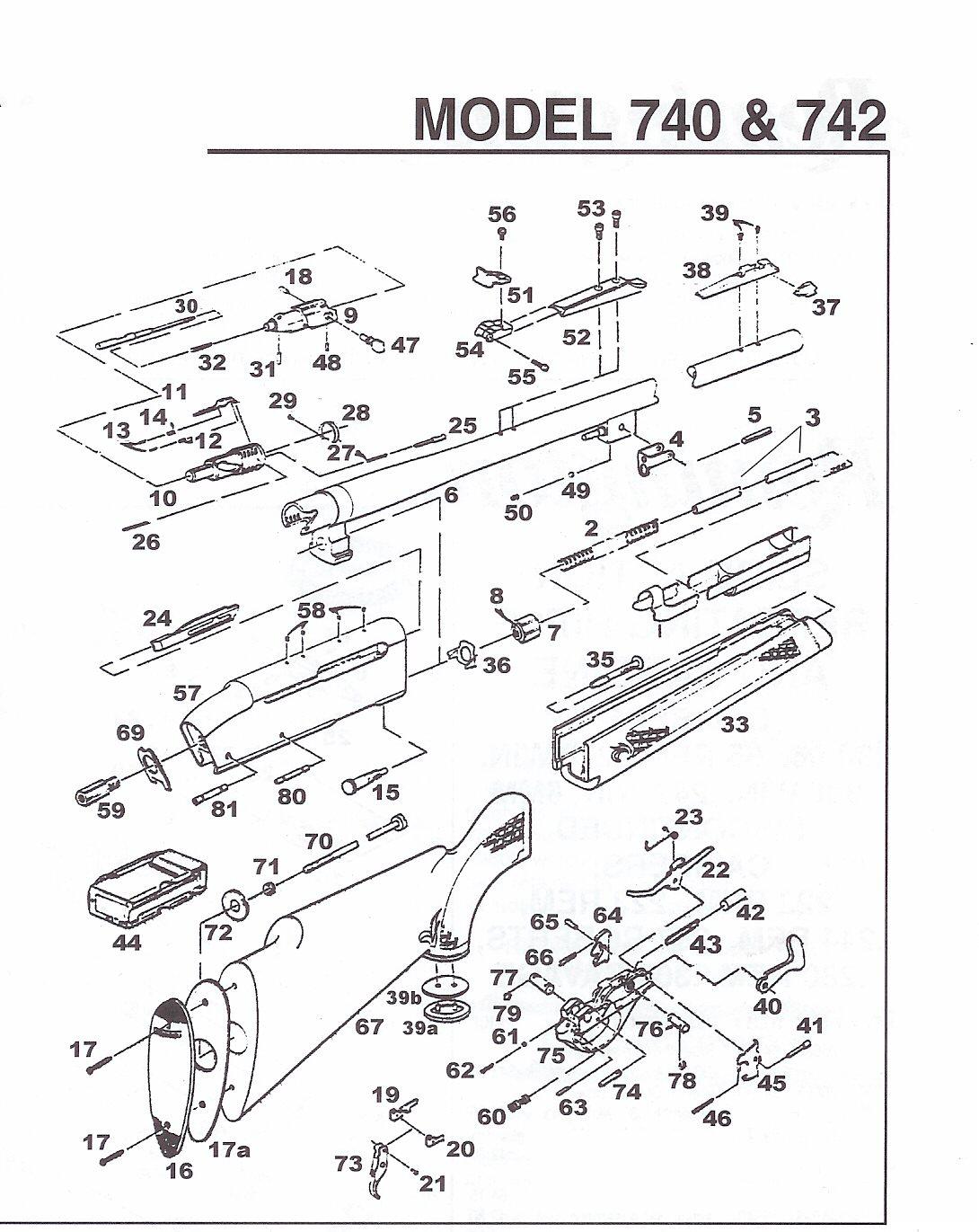 savage model 110 parts diagram ford 4r70w transmission remington 11 free engine