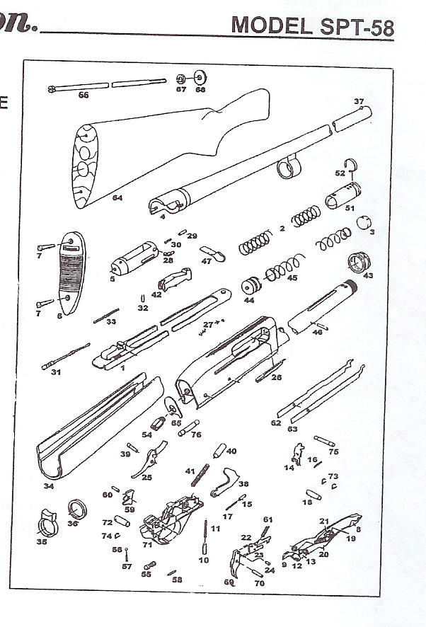 Remington 1100 Trigger Assembly Diagram Pictures to Pin on