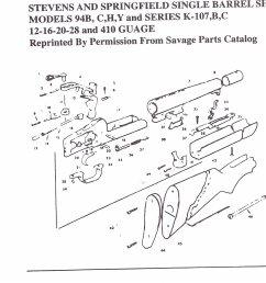 savage shotgun parts stevens shotgun parts springfield shotgun parts original obsolete stevens shotgun parts stevens autsomatic shotgun parts  [ 869 x 937 Pixel ]