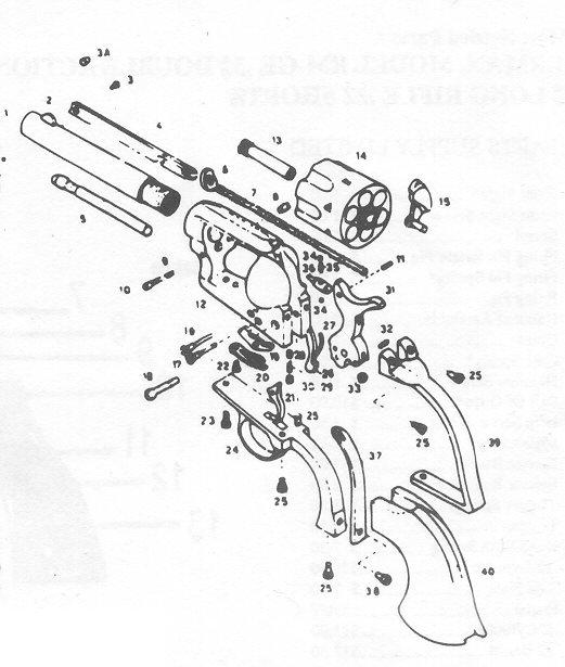 Arminius Revolver Manual