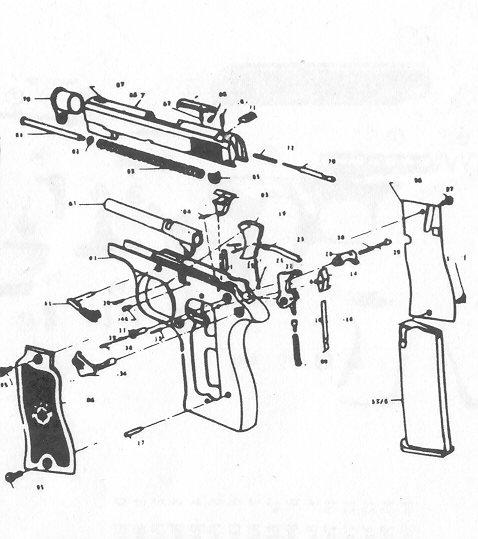 Star Gun Repair Parts from Bob's Gun Shop