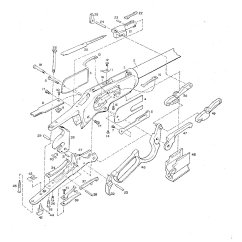 Ruger Pistol Parts Diagram 2008 Polaris Outlaw 50 Wiring Winchester Bob S Gun Shop For Many Models Levera Action Rifle Hi Power