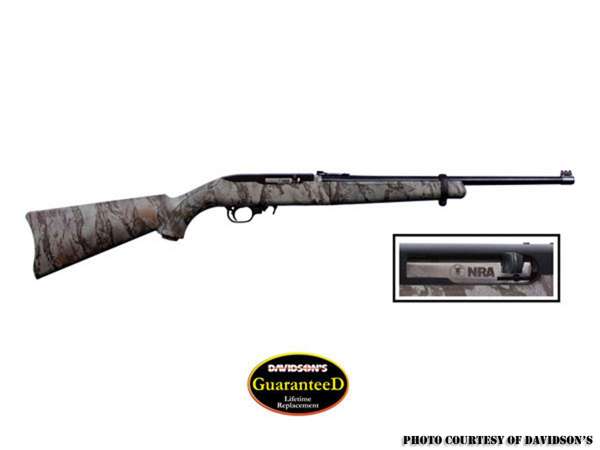 Update Ruger 10 22td Nra Take Down Special Nra Edition