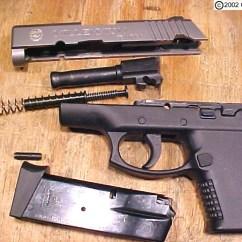 Handgun Slide Parts Diagram Wiring For 2002 Ford Ranger Radio Taurus Titanium 9mm Millennium