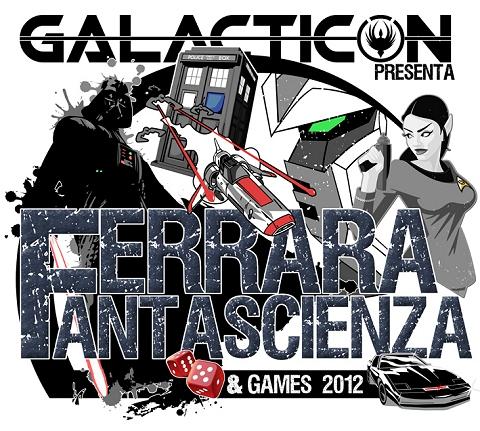 Il GIC a Ferrara Fantascienza & Games