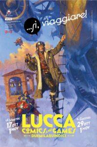 il Gic a Lucca comics and games 2015
