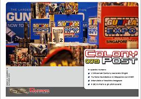 Colony Post N. 0019