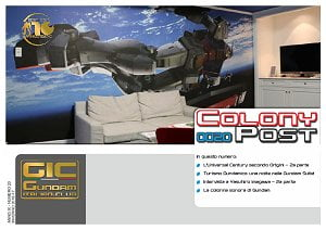 Colony Post N. 0020