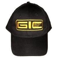 Cappellino nero con logo