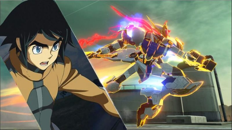DLC Gundam Barbatos Lupus