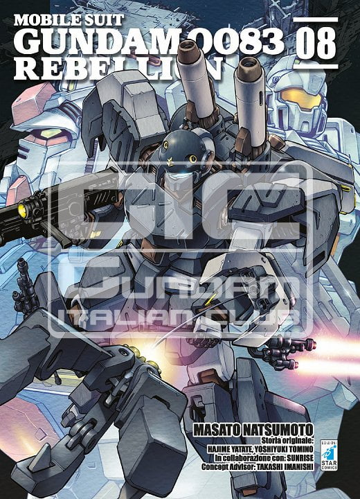 Gundam 0083 rebellion n 8