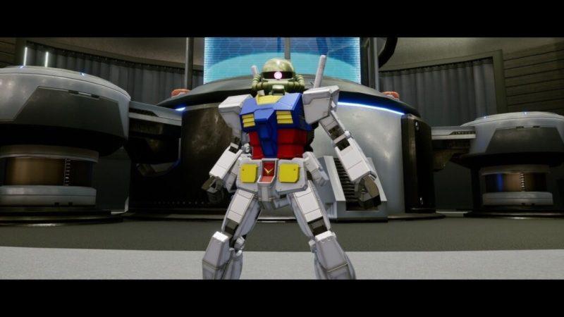 Annunciato il nuovo Gundam Breaker per PS4