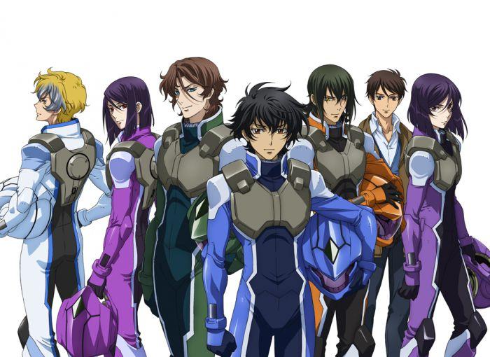 Nuovo progetto dedicato alla saga Gundam 00