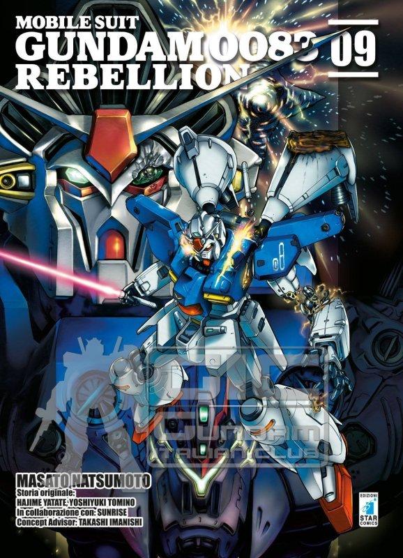 Gundam 0083 REBELLION N 9