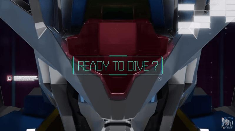 Video promozionale del HG 00 Gundam Diver