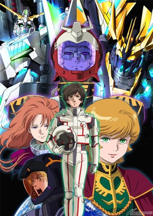 Annunciato il BD box di Gundam Unicorn