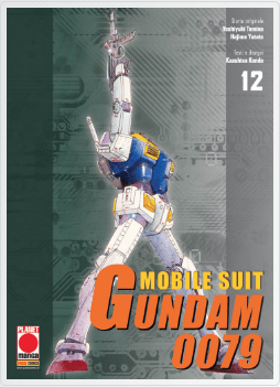 Gundam 0079 volume finale by Kondo